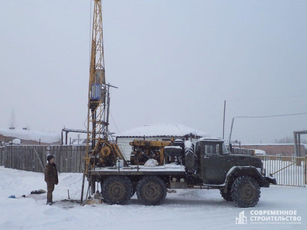 Инженерно-геологические изыскания любой сложности. Бурение скважин на геологию по всей территории РФ. Профессионально, доступно.