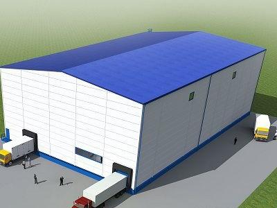 Архитектурное бюро. Проектирование помещения складского назначения, в том числе холодильные склады для вашего производства. Профессиональное проектирование.