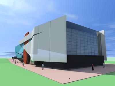 Архитектурный проект для объектов развлечений. Проектирование кинотеатров и кинозалов, ночных клубов, зданий цирка. Оптимизированные решения и подход.