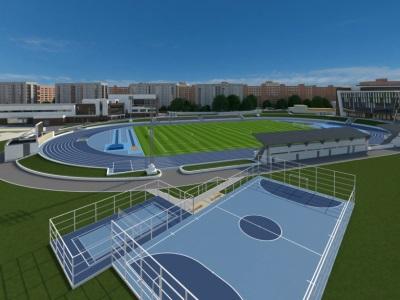 Проектирование и строительство зданий и объектов спортивного назначения. Проекты стадионов, ледовых дворцов, фитнес-центров, тренажерных залов и бассейнов.
